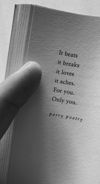 Poetry On Love For Him
