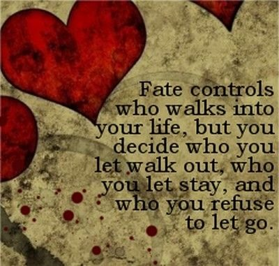 Quotes About Fate And Destiny