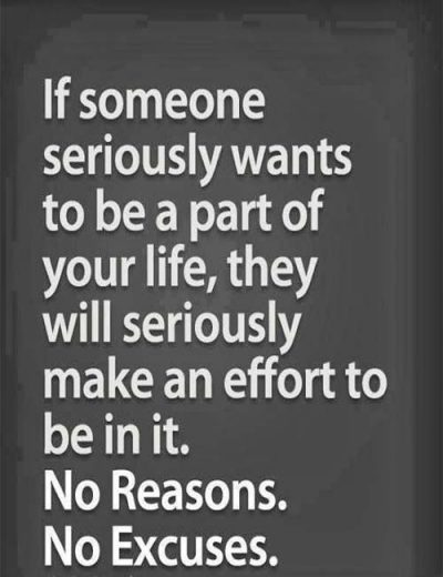 Quotes For Effort In Relationship