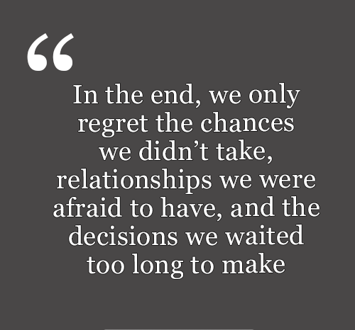 Quotes and sayings regret Top 21