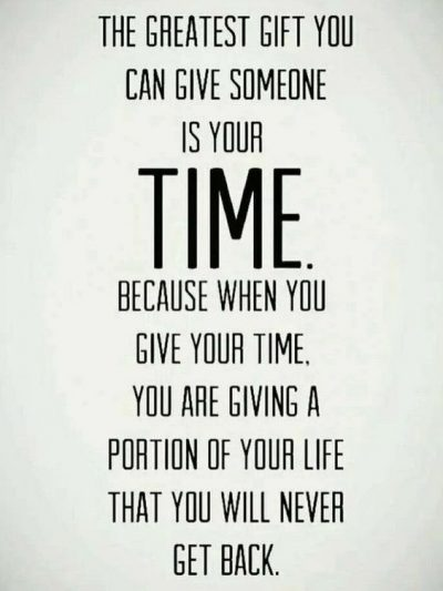 Time And Effort Quotes