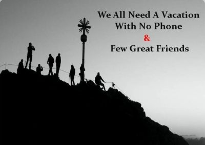 Vacation With Friends Quotes