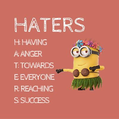 Funny Haters Meme