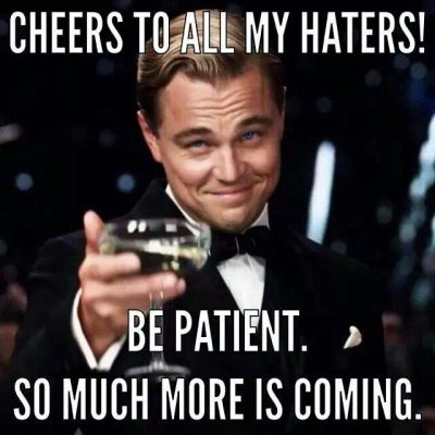 Haters Images for Facebook