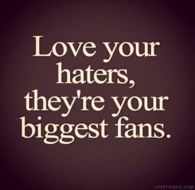 Quotes for Haters