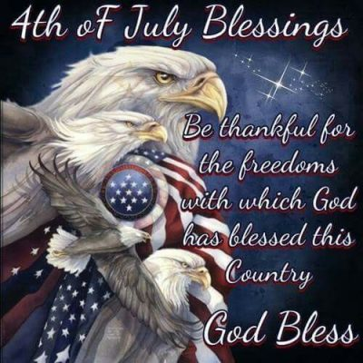 4th Of July Christian Quotes
