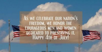 4th Of July Freedom Quotes
