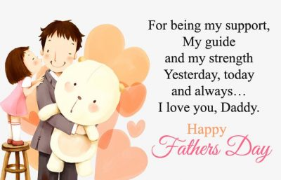 Amazing Messges for Fathers