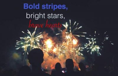 Cute Captions For 4th Of July