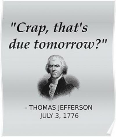 Fourth July Funny Quotes