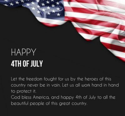Independence Day Quotes 4th July