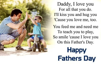 Inspirational Quotes for Father's Day