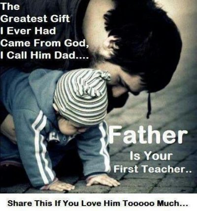 Inspiring Father's Day Quotes