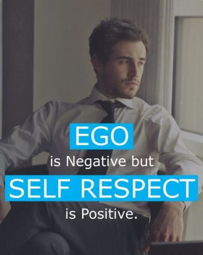 Positive Quotes About Self Respect