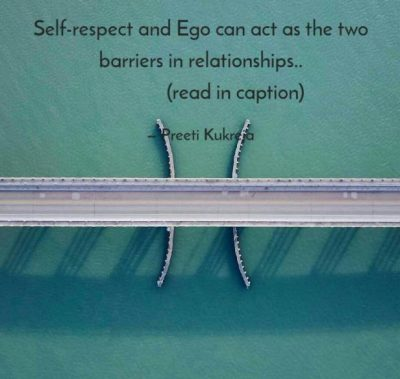 Self Respect And Ego Pictures
