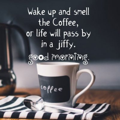 Morning Coffee Quotations