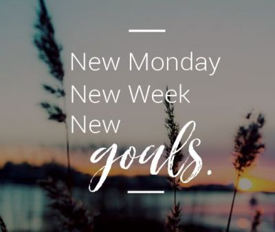 New Monday Another Chance