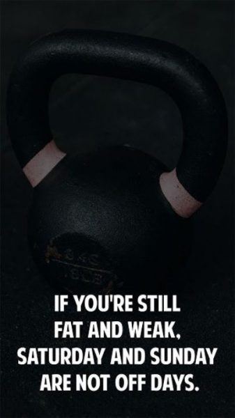 Bodybuilding Is An Art Quote