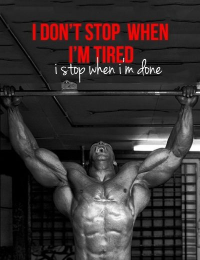 Bodybuilding Quotes For 2019