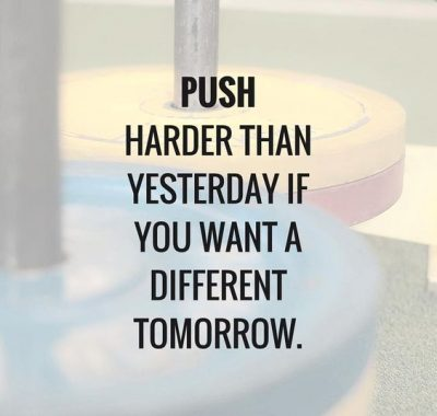 Hustle Fitness Quotes
