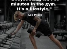 Inspirational Bodybuilding Quotes