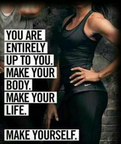 Inspirational Quotes About Bodybuilding