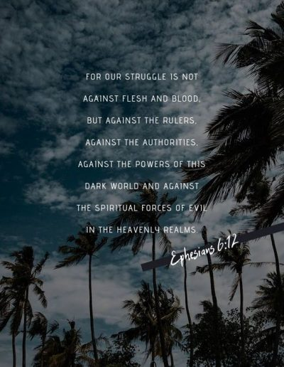Inspirational Quotes About Life Struggles Bible
