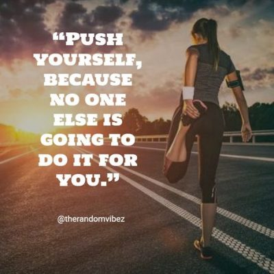 Inspirational Quotes for Workout