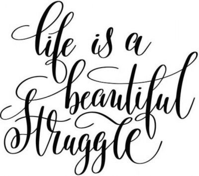 Life Is A Beautiful Struggle Quotes