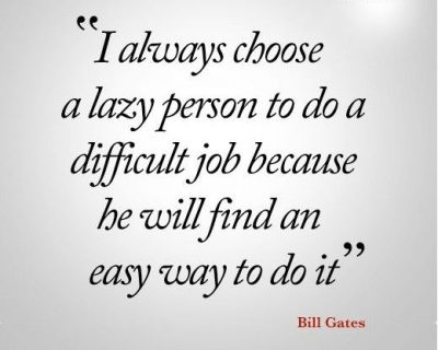 Motivational Quotes For Lazy People