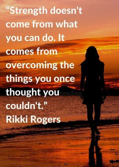 Motivational Quotes To Overcome Life Challenges