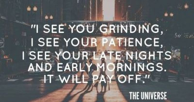 Quotes About Grinding