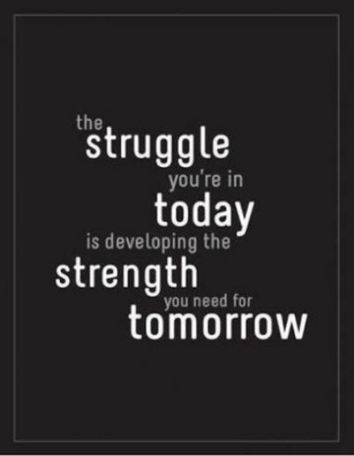 Quotes About Struggles In Life
