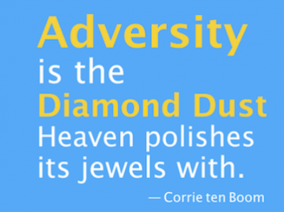 Short Quotes For Overcoming Adversity