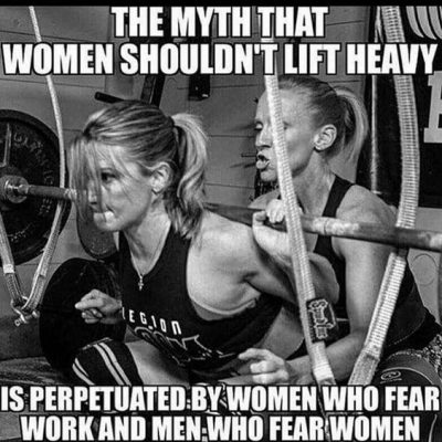 Wight Lifting Quotes For Women