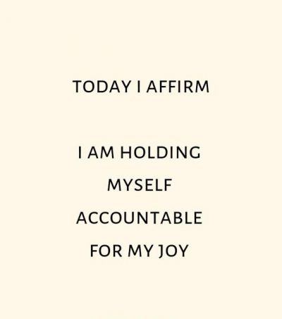 Affirmation To Boost Confidence