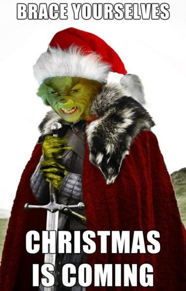 Christmas Is Coming Memes