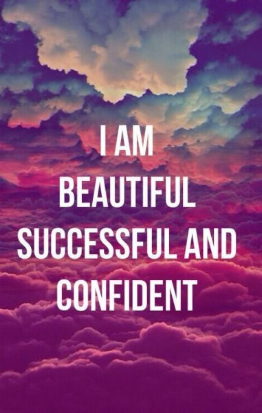 Confidence Building Affirmations