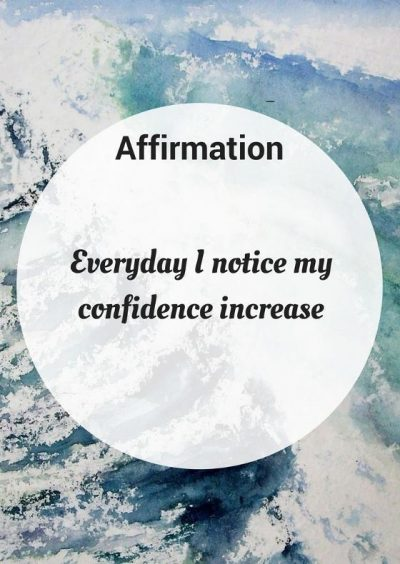 Everyday Confidence Quotes