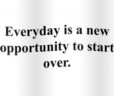 Everyday Opportunity Quotes