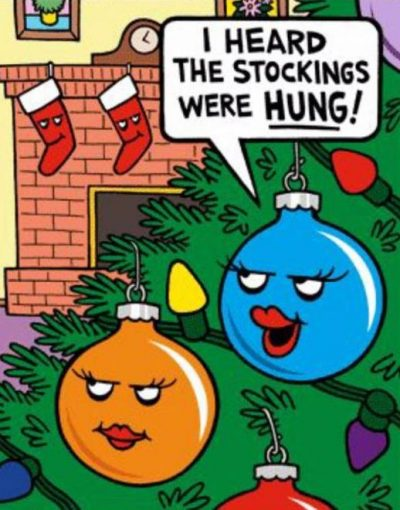Funny Merry Christmas Pic