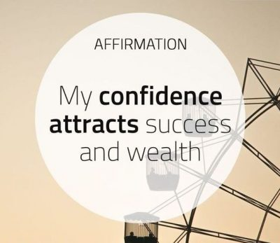 Positive Affirmations For Success & Wealth