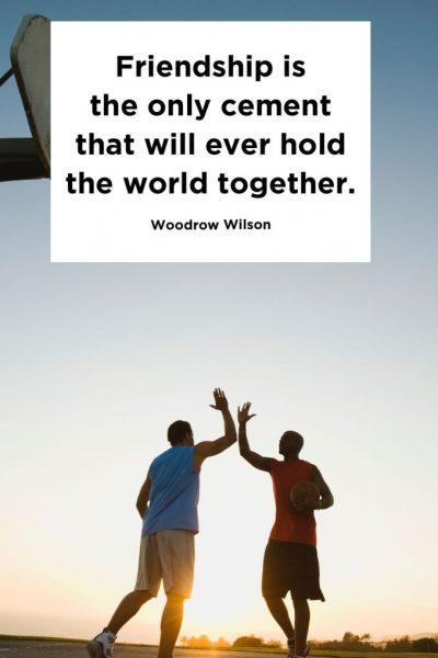 Short Uplifting Quotes For Friends