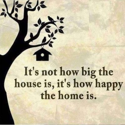 A New House Quotes