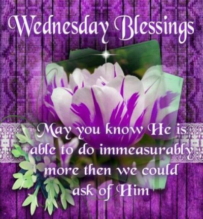 Blessed Wednesday Images