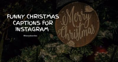 Christmas Instagram Captions 2019