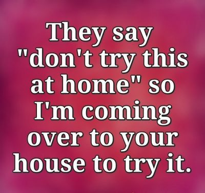 Funny Quote About Moving To A New Home