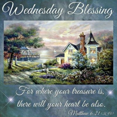 Good Morning Blessed Wednesday