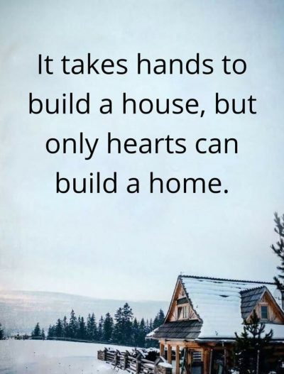 Our New Home Together Quotes