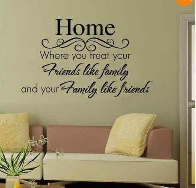 Quotes About Home And Friends